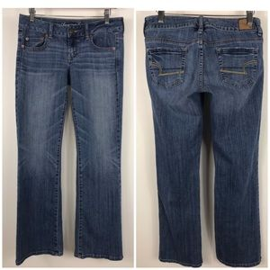 American Eagle super stretch favorite boyfriend 4